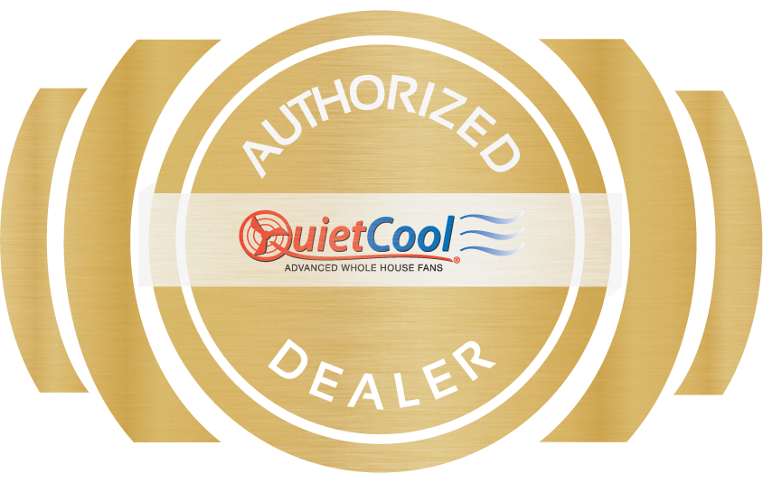 Quiet Cool Authorized Dealer in Modesto, CA logo